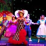 Alice in Wonderland panto at Tivoli