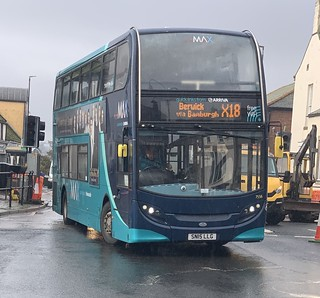 Arriva North East 7556 SN15 LLG (15/10/2019)