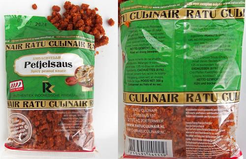 Petjel saus van Ratu Culinair
