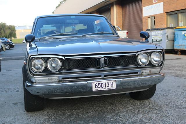 1972 Nissan Skyline C10 GT