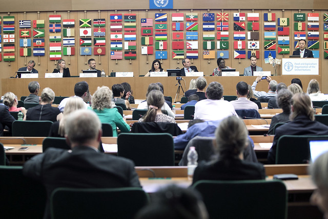 CFS 46 Side Event: SE066 Innovation and Agroecology: A Path to Sustainability: Are innovation and agroecology capable of working hand-in-hand?
