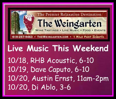 Weingarten 10-18-19