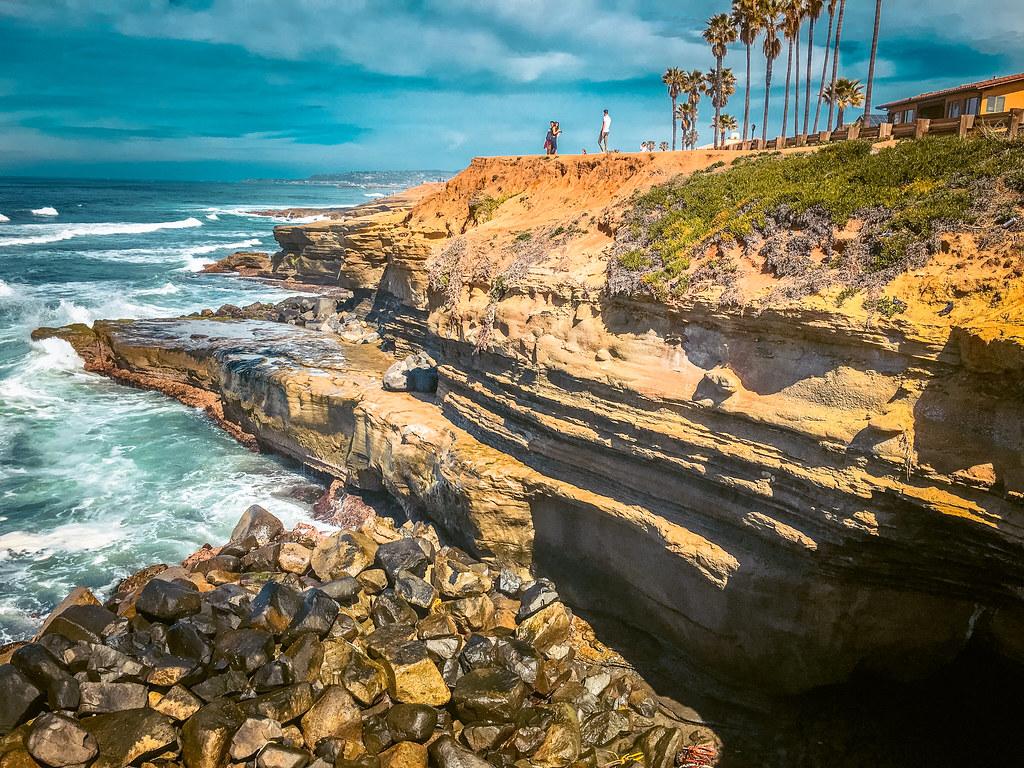 Sunset Cliffs   Best views in San Diego