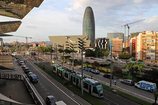 TRAM 10 Barcelona (E) 13 september 2019