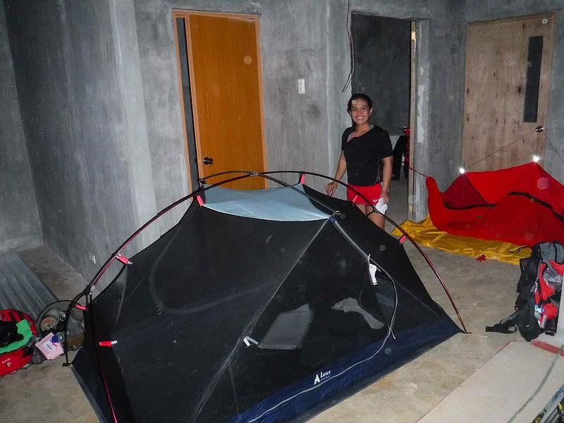 Nice campsite
