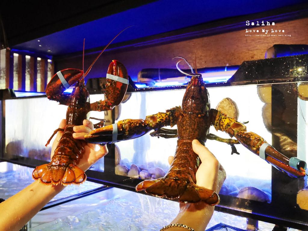 台北大直內湖火鍋餐廳推薦闊佬shabu shabu螃蟹龍蝦 (1)
