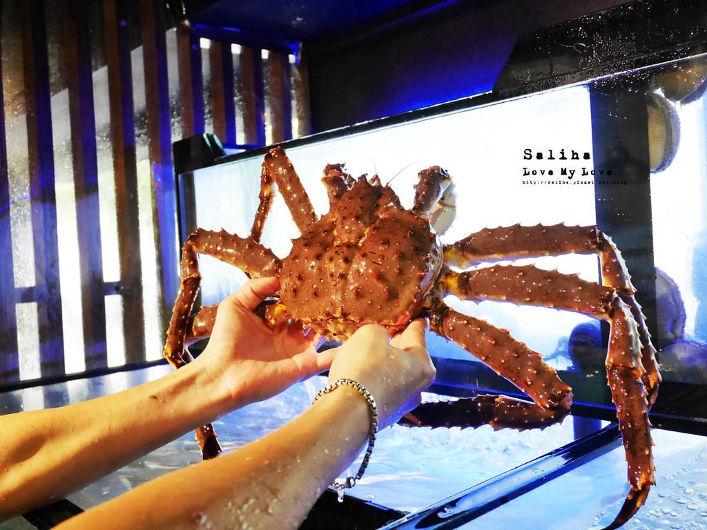 台北大直內湖火鍋餐廳推薦闊佬shabu shabu螃蟹龍蝦 (2)