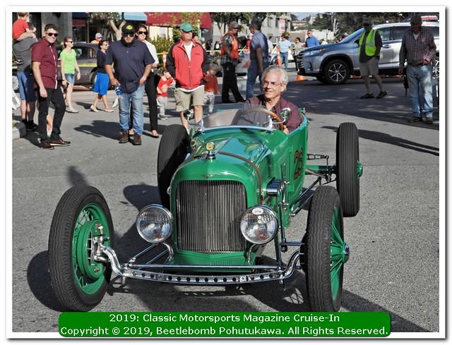 2019: Classic Motorsports Magazine Cruise-In