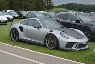 Porsche 911 GT3 RS Weissach Package