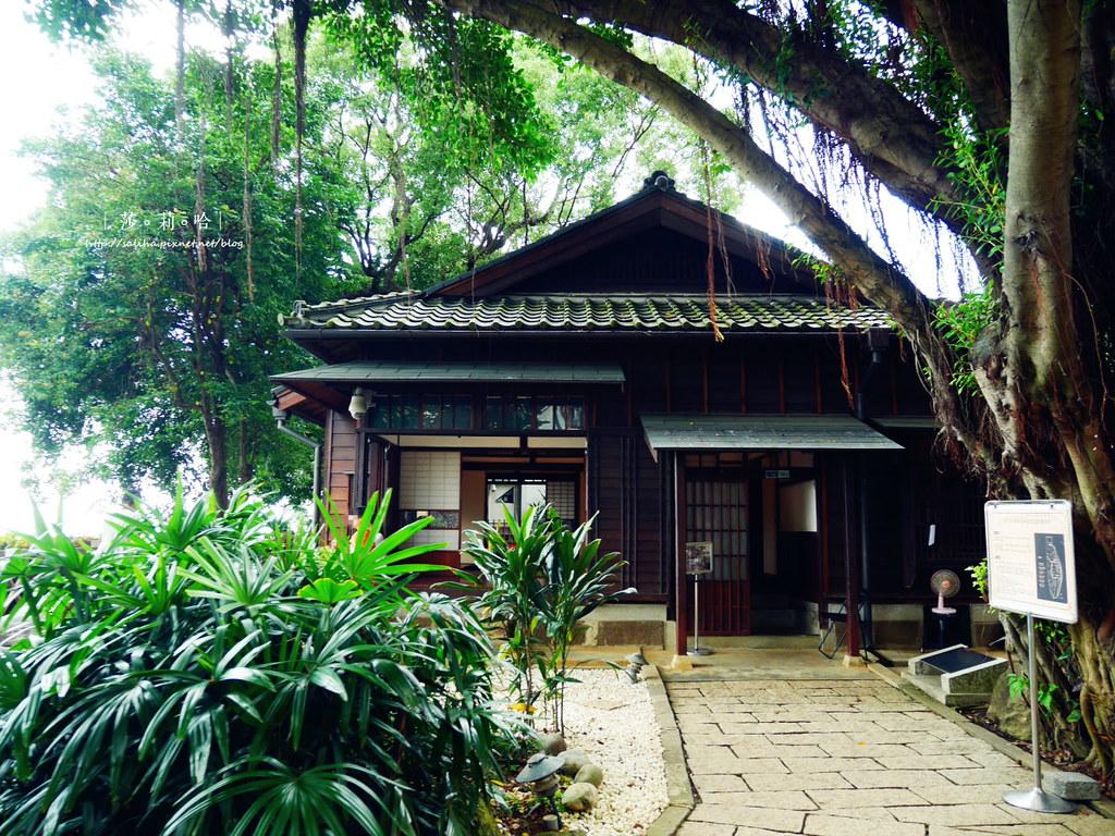 淡水老街附近景點推薦多田榮吉故居 免費參觀 (1)