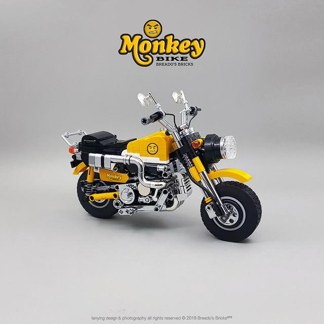 HondaMonkeyBikeBB7