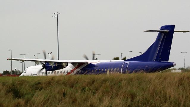 G-IACZ EASTERN-BRISTOW ATR-72