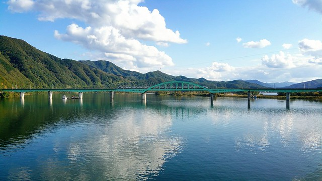 October 15, 2019 Southward *Gyeonggi-do ⇔ Gangwon-do