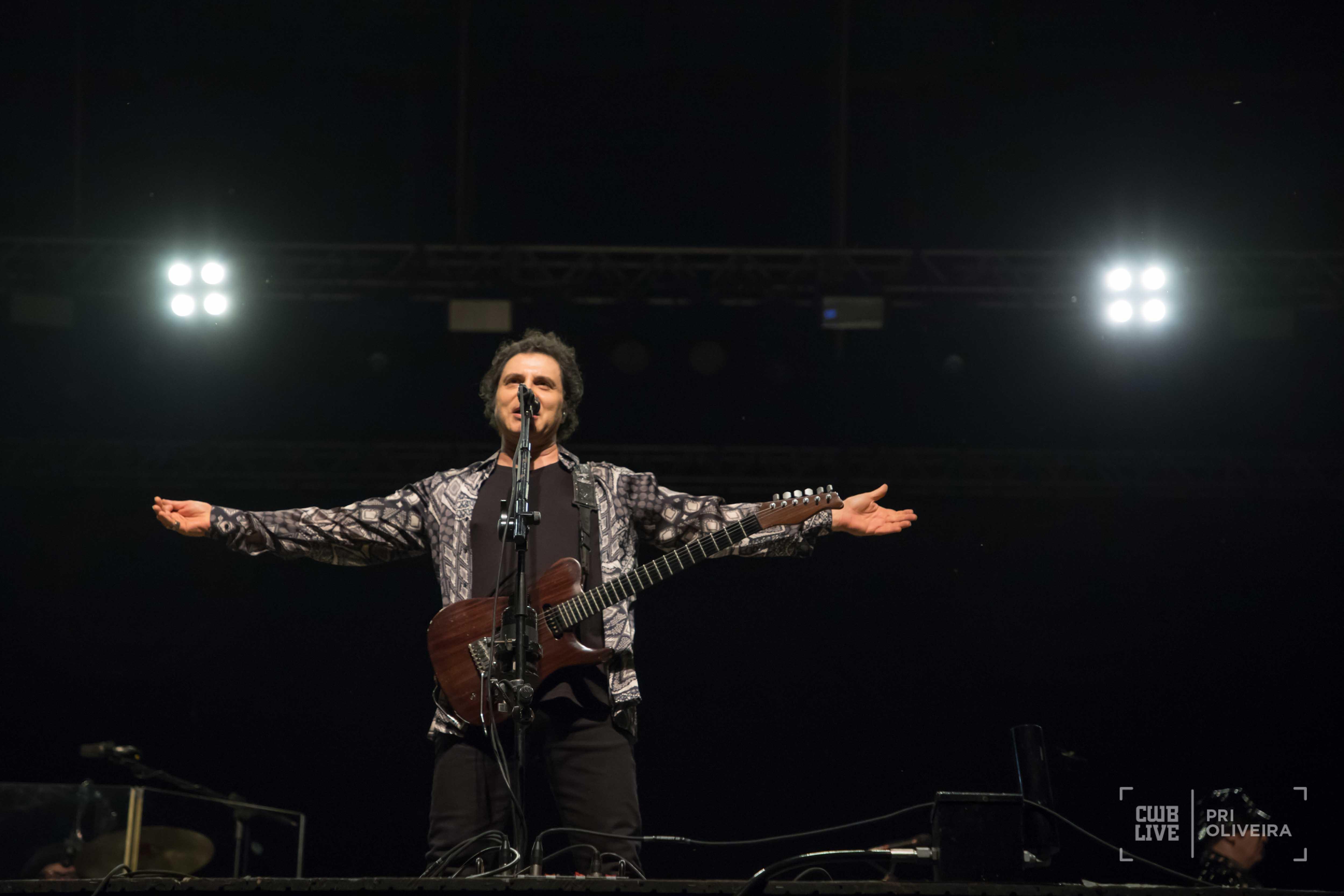 Frejat - Festival Rock'n'Road - Pedreira Paulo Leminski