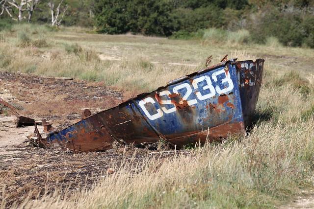 CS233 Bembridge Harbour