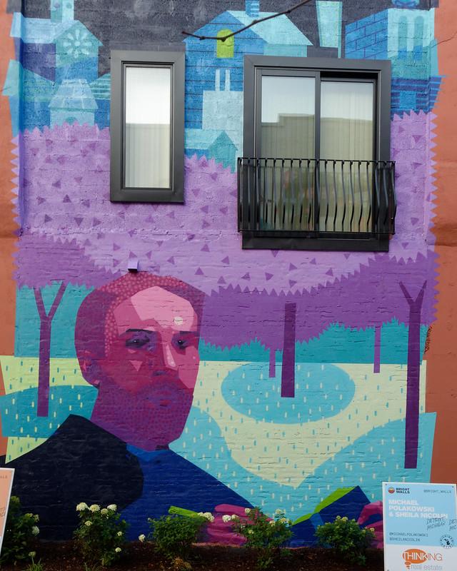 Polakowski & Nicolin Mural