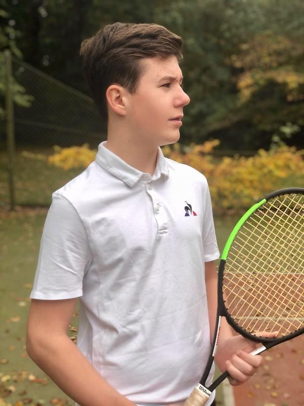 Prins Christian van Denemarken - 14 jaar