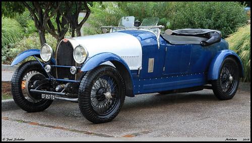 """""""Bugatti Type 44""""  Molsheim 2019"""