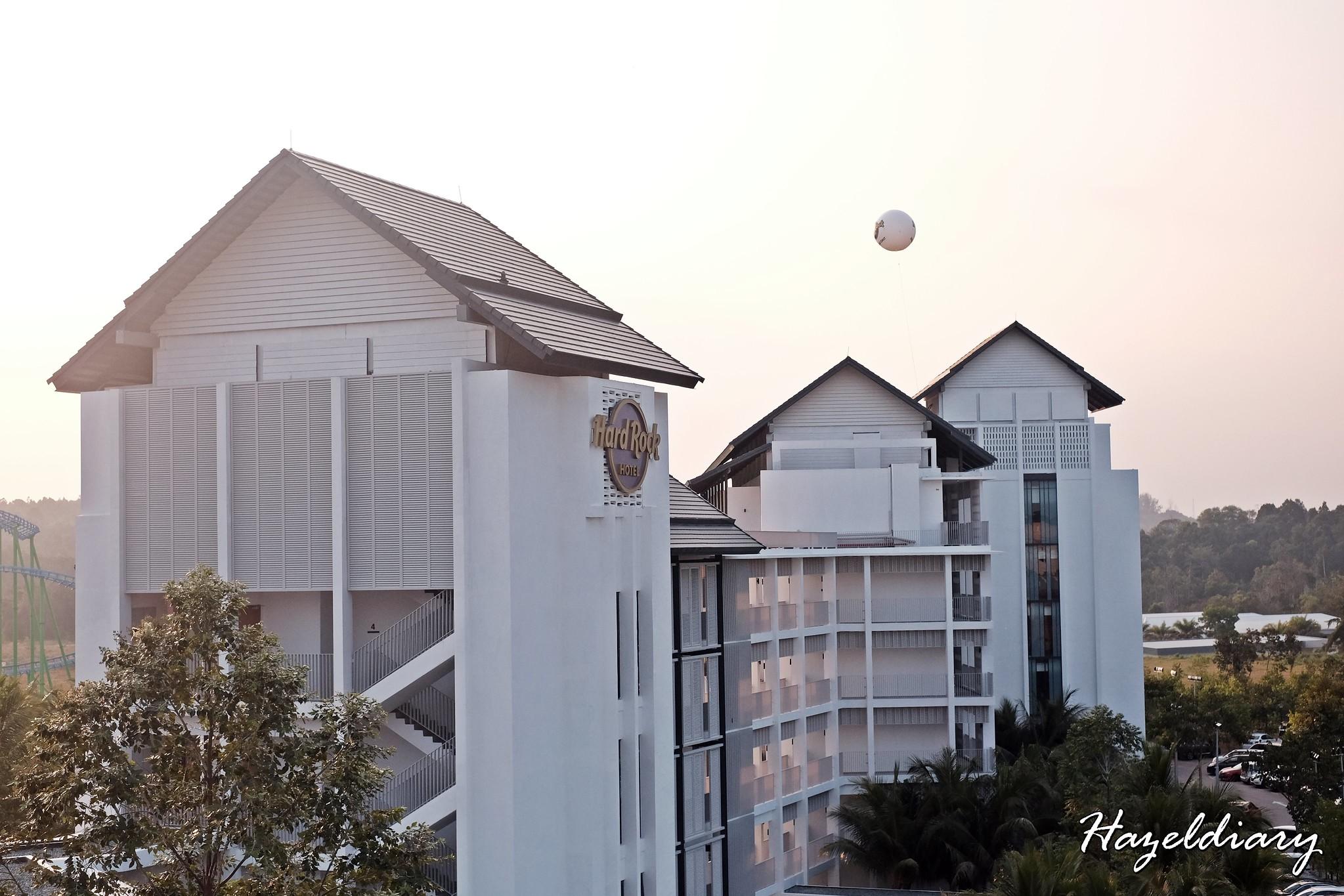 Hard Rock Hotel Desaru Coast-Johor-Malaysia