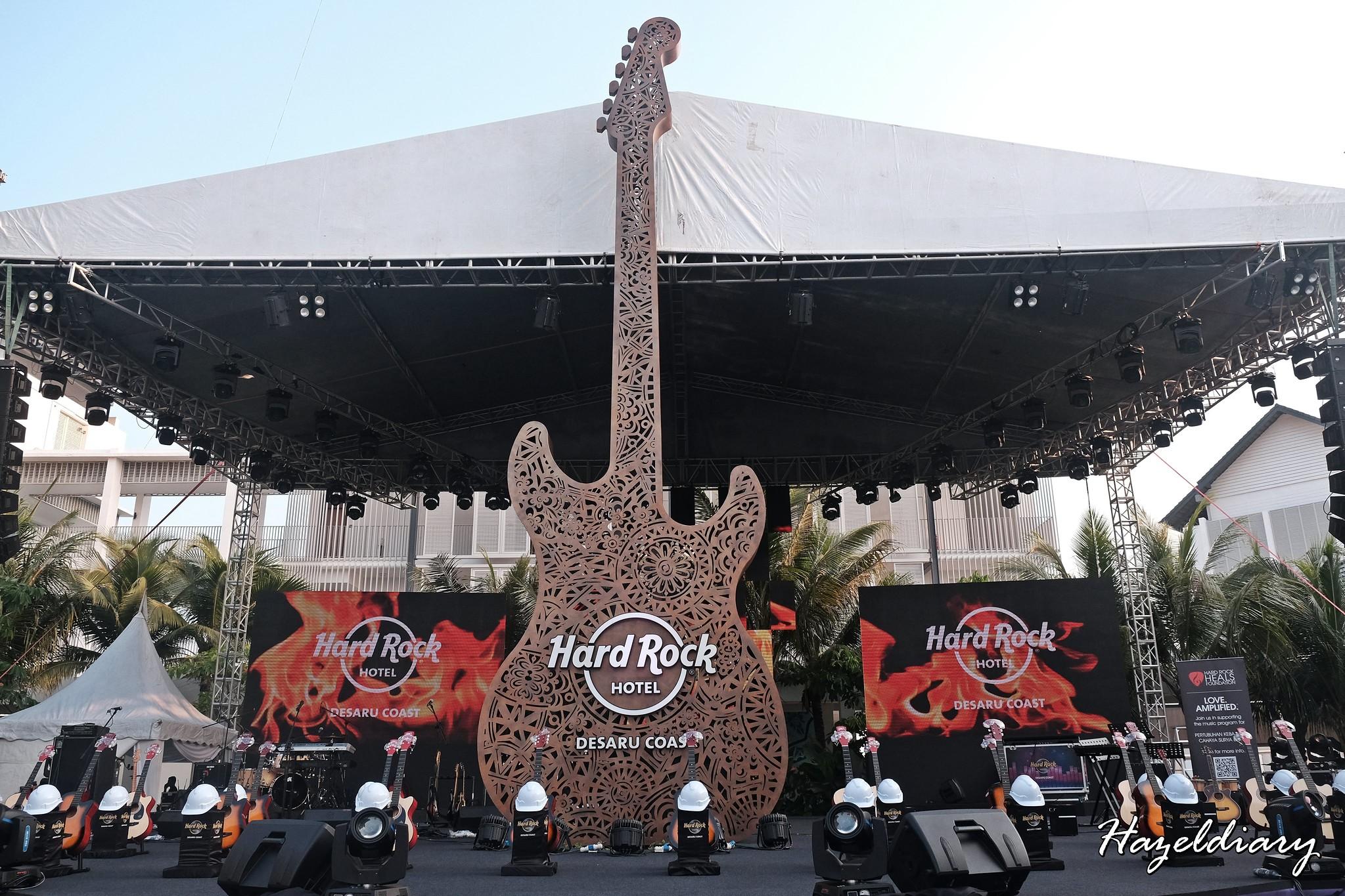 Hard Rock Hotel Desaru Coast-Grand Opening Party