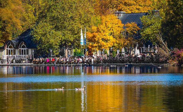 autumn in my million village