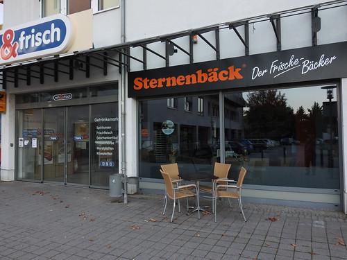In der Nacht vom Mittwoch zum Donnerstag sind Unbekannte in Niedersedlitz in die Bäckereifiliale am Niedersedlitzer Platz eingebrochen 6506