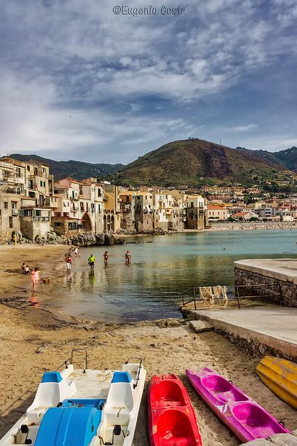 Spiaggia di Cefalù (7) - Cefalù beach (7)