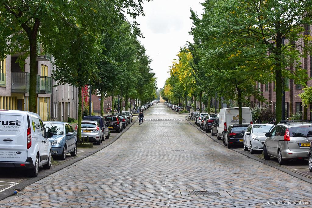 новый район Амстердама