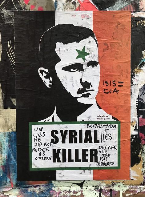 Subdude: Syrial Killer political discourse