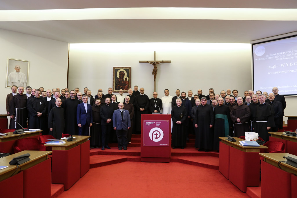 143. Zebranie Plenarne Konferencji Wyższych Przełożonych Zakonów Męskich w Polsce