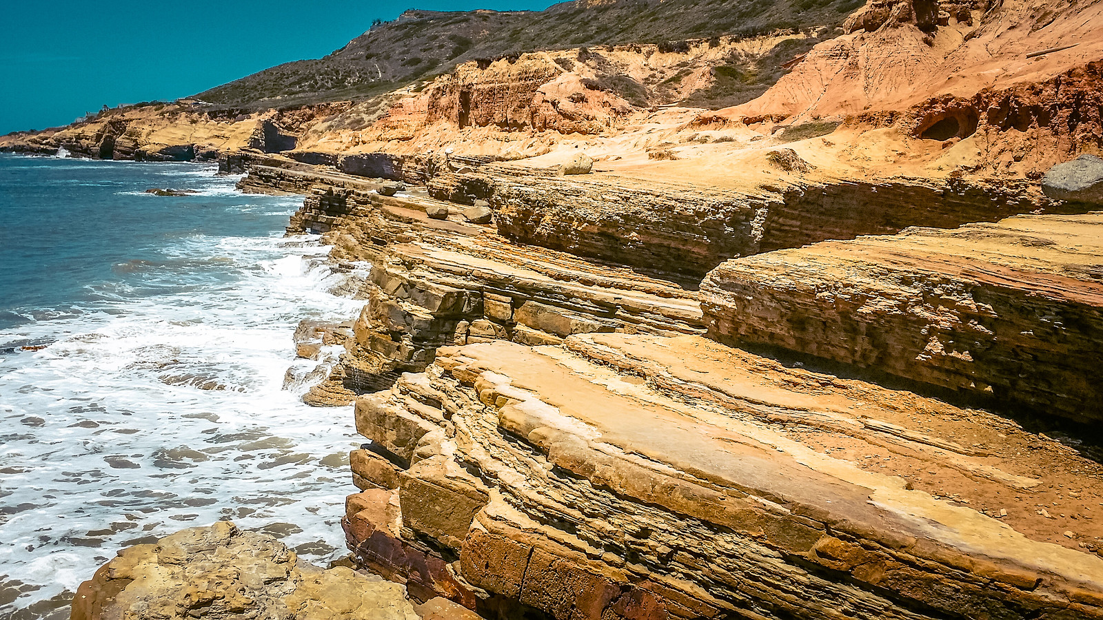 Sunset Cliffs | San Diego Itinerary