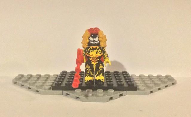 Lego Custom: Scream (Marvel)
