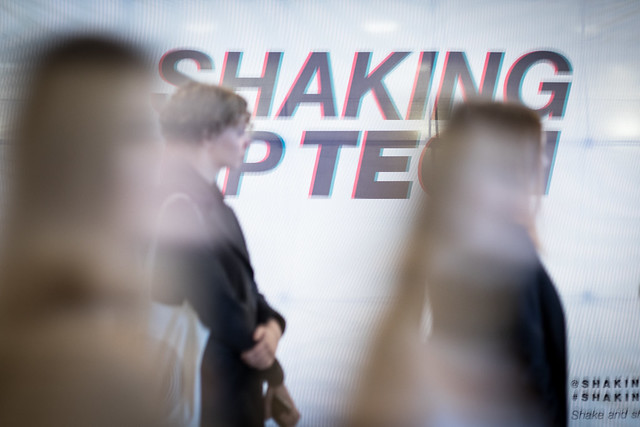 Shaking up Tech 2019