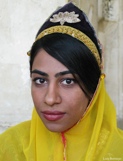 Indumentaria Tradicional - Irán