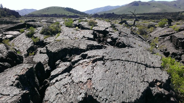 North Crater Flow Trail, Craters of the Moon National Monument and Preserve 6/17/2013
