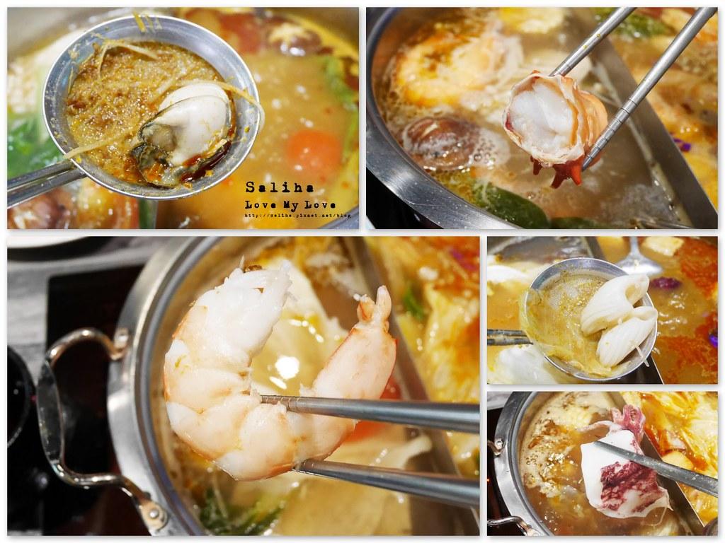 台北大直內湖火鍋餐廳推薦闊佬shabu shabu好吃麻辣鍋海鮮螃蟹和牛 (4)