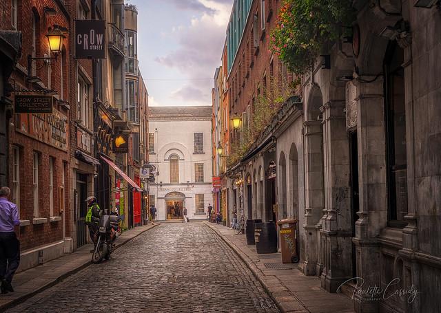Dublin..Crow St