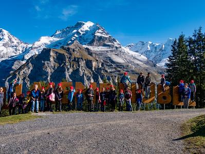 Lager Laax 2019 Gruppenbild