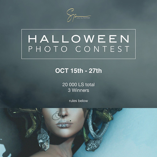 S&P Halloween Photo Contest