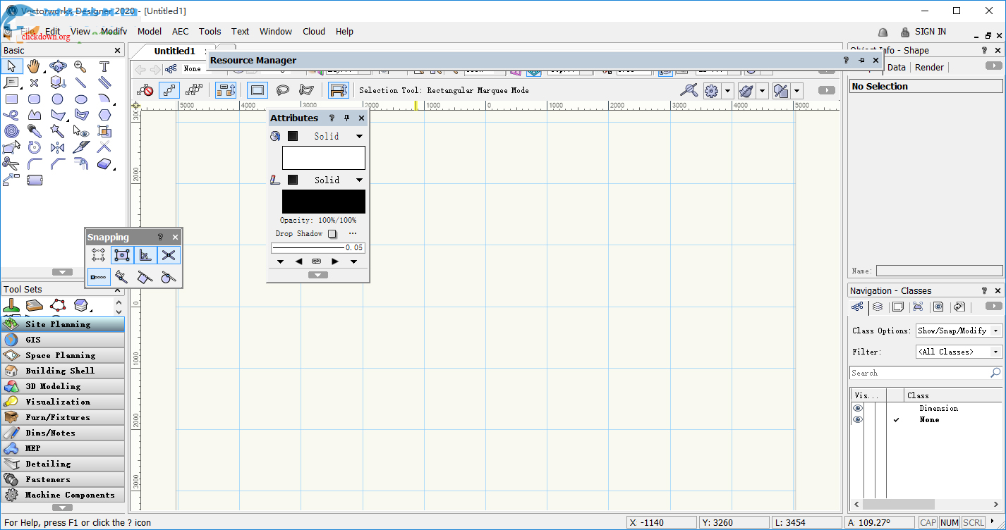 Design with Vectorworks 2020 SP0 full cracked