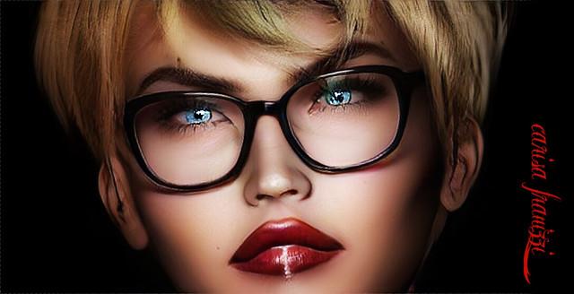 do guy's make passes at girls who wear glasses?