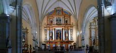 Noja (Cantabria, Sp) – Interior de la Parroquia de San Pedro
