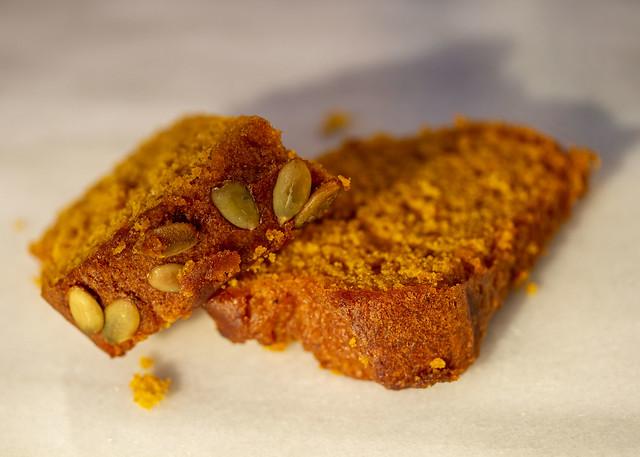 288/365 Pumpkin Pound Cake