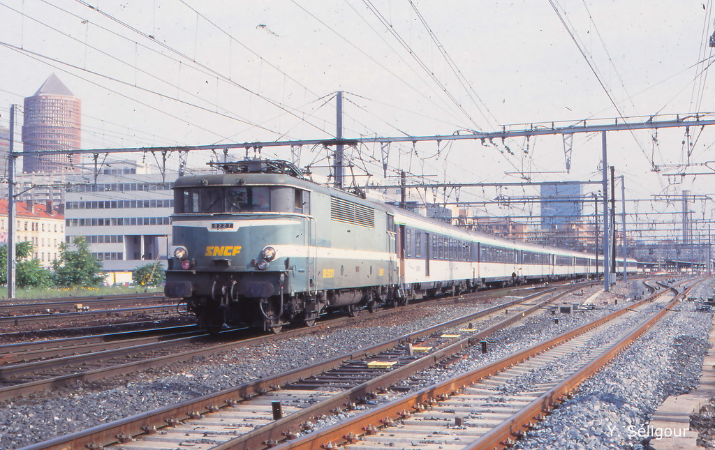 BB 9227 pour Toulouse