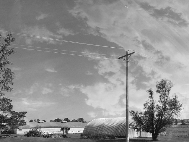 Quonset and pole