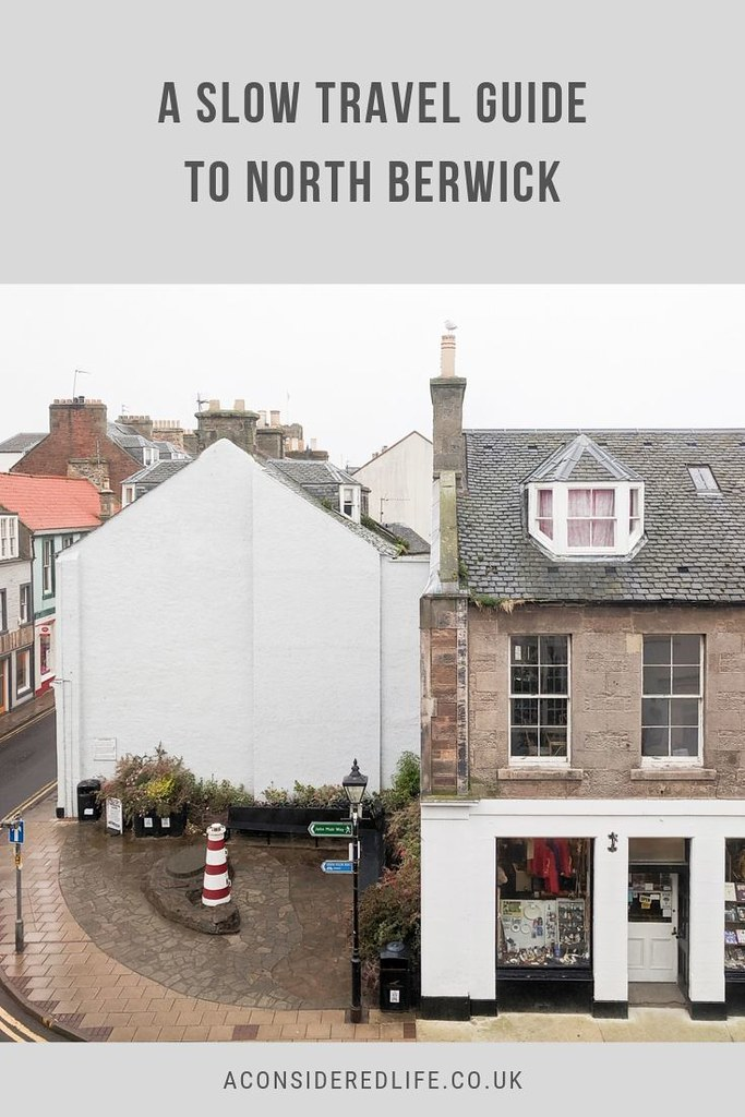 Slow Travel In North Berwick, Scotland