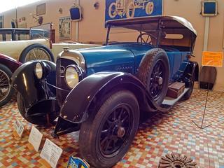 Delahaye type 87 1922