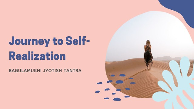 Journey to self- realization