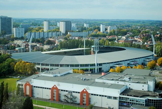 Atomium - King Baudouin Stadium