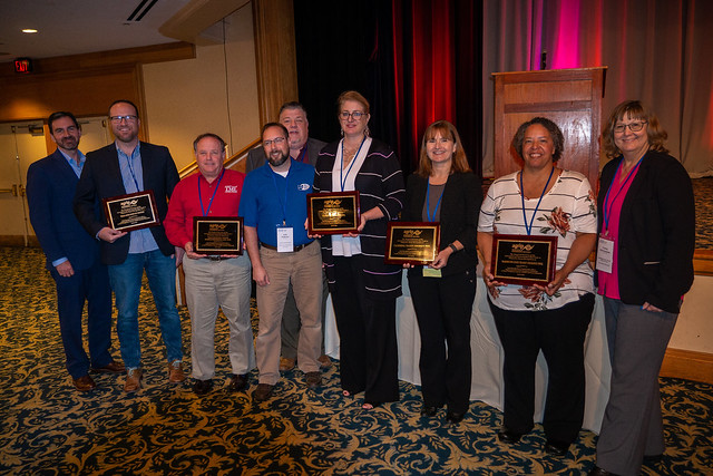 Five Pools Receive AGRiP Recognition at Fall Forum 2019